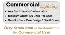 Any Stock Item Is Customizable